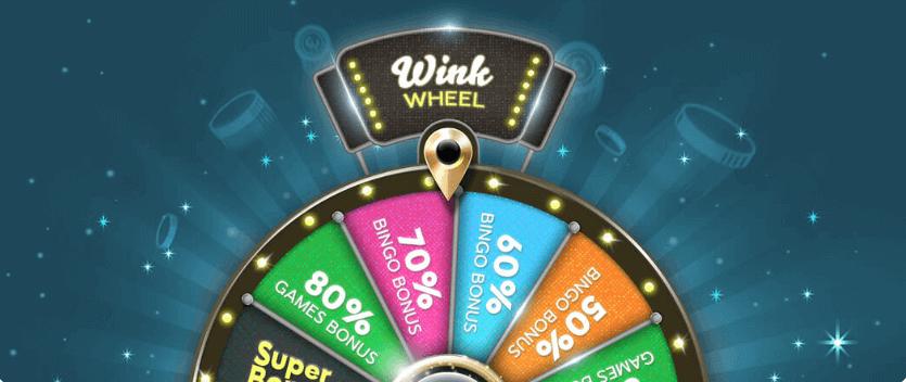 wink wheel