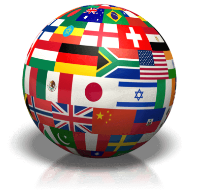 world politics globe