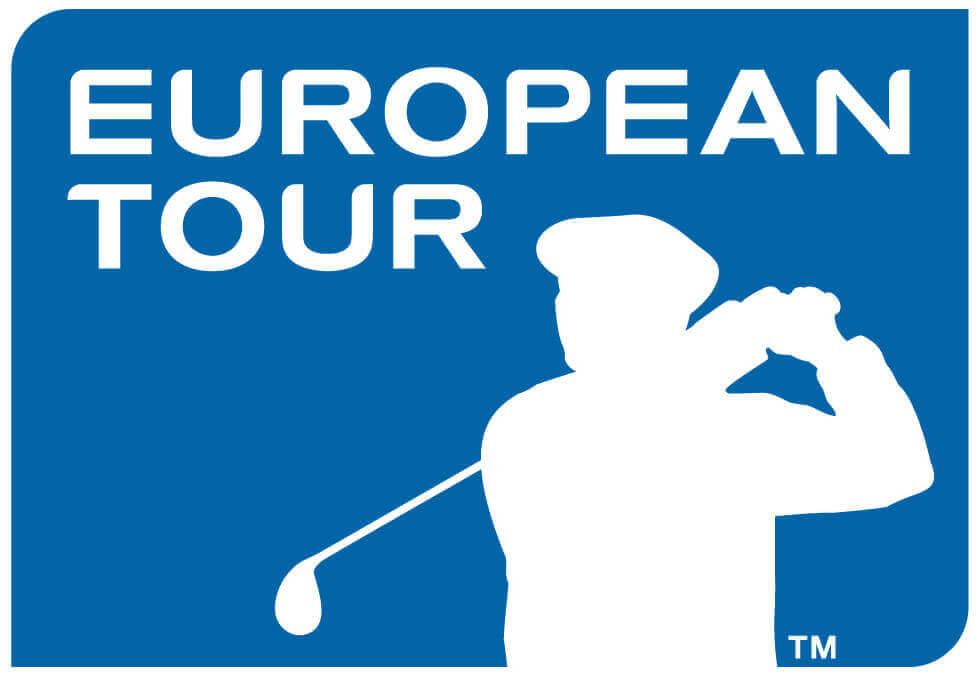 european tour golf logo