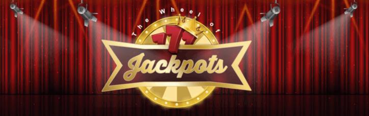 the wheel of jackpot videoslots