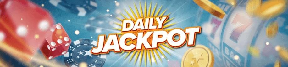 daily jackpot