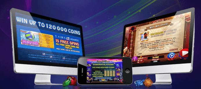 online casino on desktop and mobile