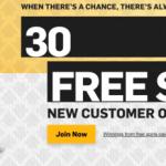 betfair 30 free spins