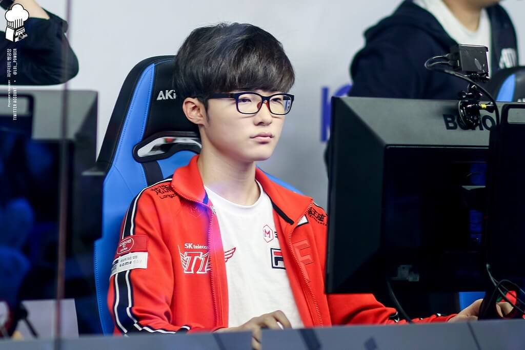 faker lol pro player