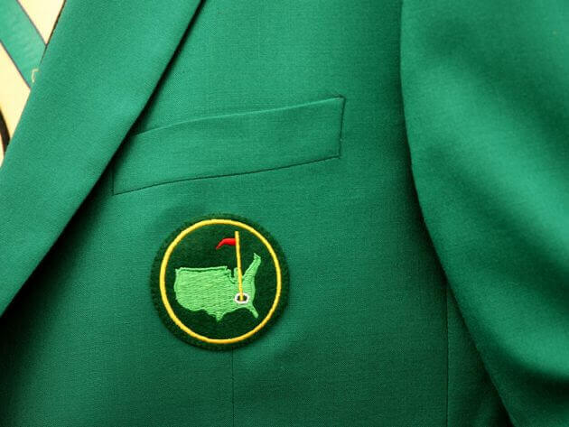 green jacket the masters