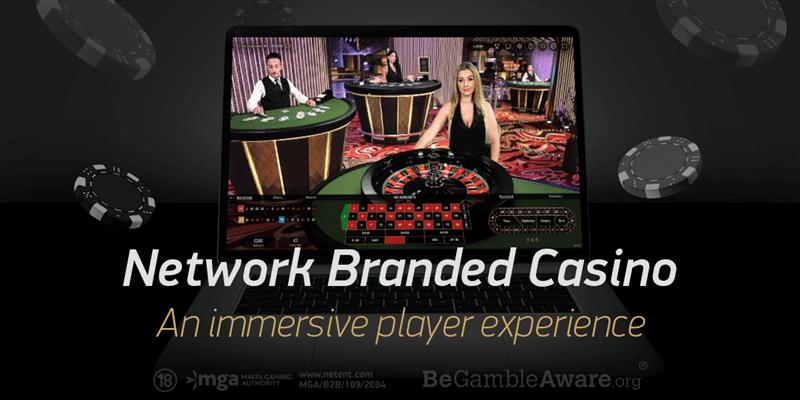 netent network branded casino