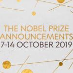 nobel prize banner