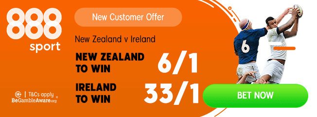 odds for rugby world cup quarter finals
