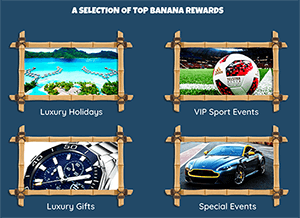 fruit kings top banana rewards selection