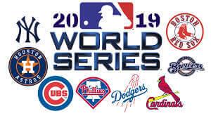 world series logo 2019