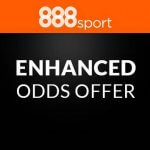 enhanced odds offer 888 sport