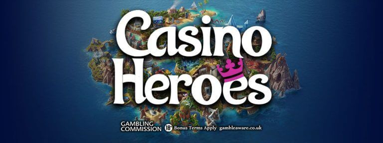 casino heroes bonus terms apply