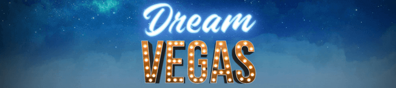 dream vegas banner