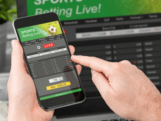 live betting on mobile