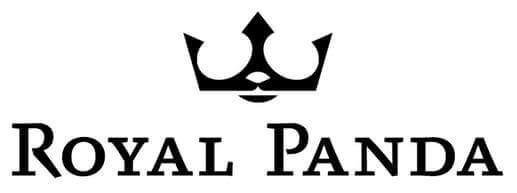 Royal panda logo banner