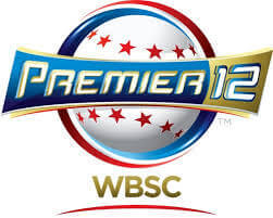 wbsc premier 12 logo