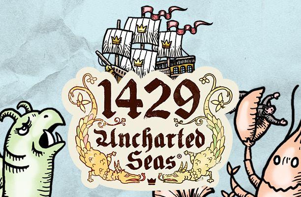 1329 uncharted seas slot game