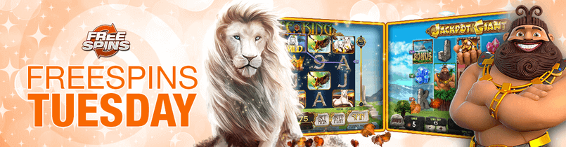 freespins tuesday at winner casino banner
