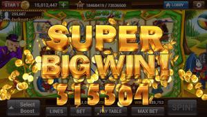 super big win slot game