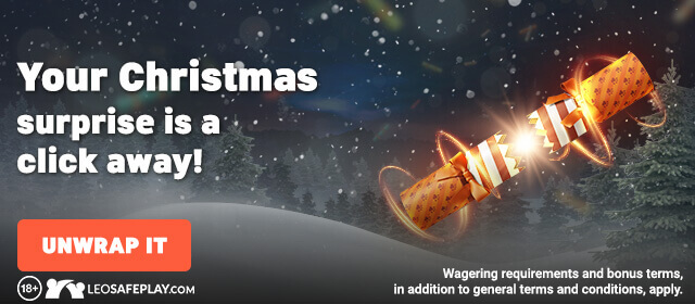 leovegas 2019 christmas promotion