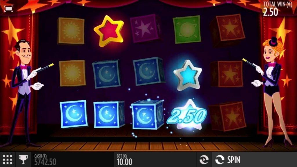 magicious slot game