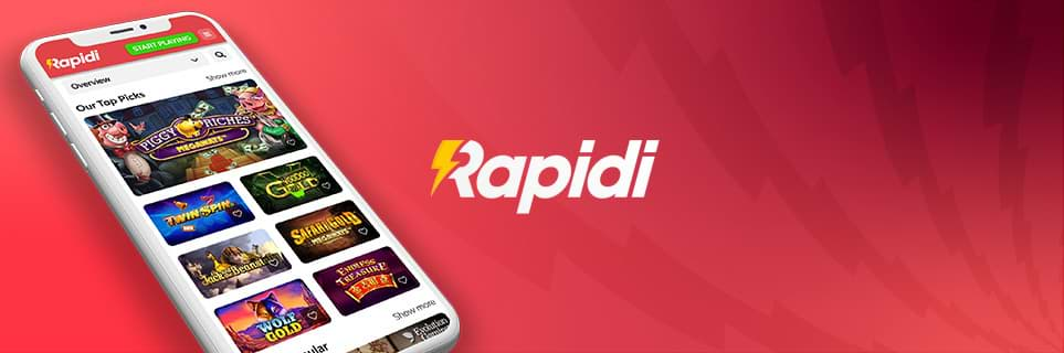 rapidi banner