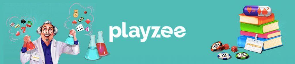 playzee casino banner