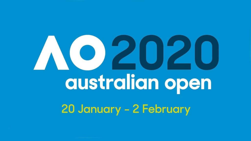 australian open 2020 small banner