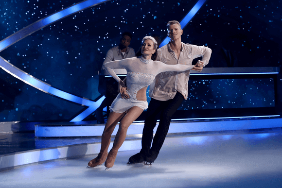 dancing on ice week 3