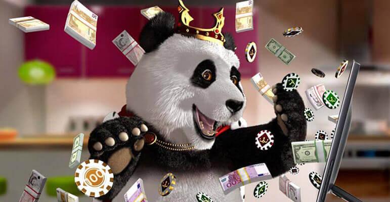 royal panda big win