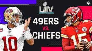 super bowl LIV 2020