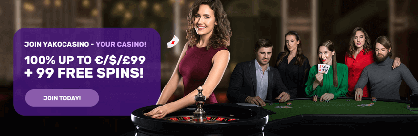 yako casino welcome bonus