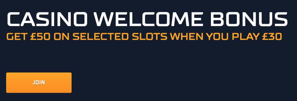 sts casino welcome bonus