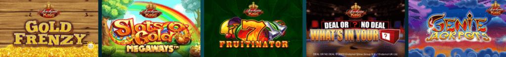 jackpot king at grosvenor casino
