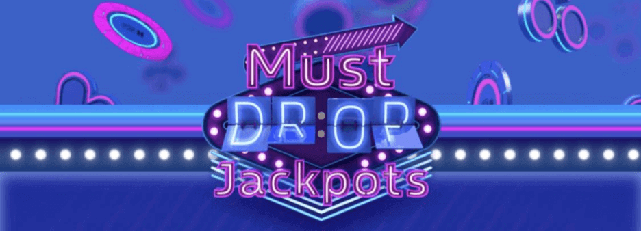 must drop jackpots icon