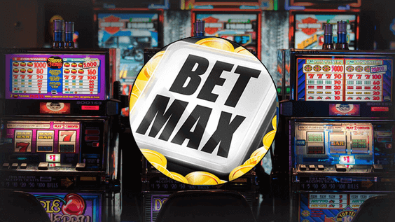 bet max button