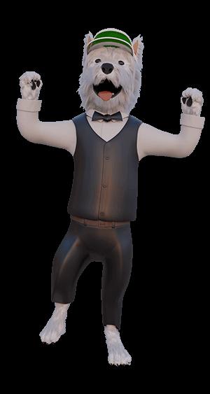 betpal dog mascot