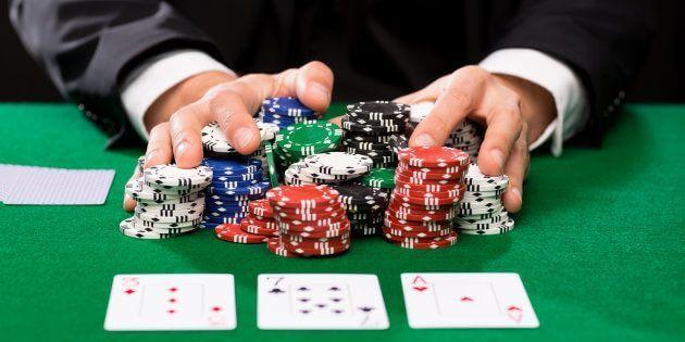 all in poker hands