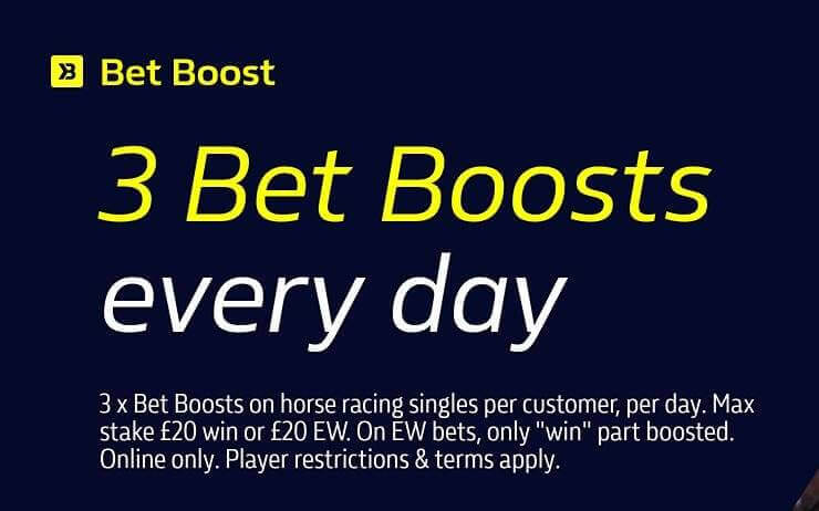 bet boost william hill