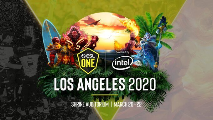 los angeles 2020 dota 2