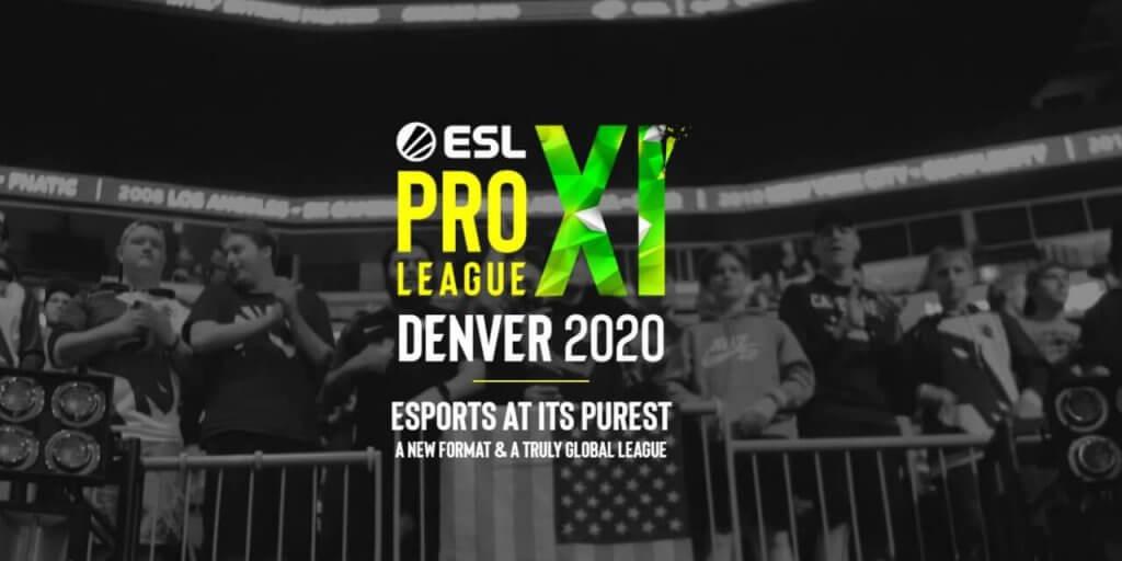 esl pro league xi denver 2020