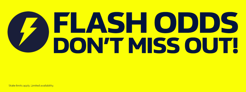 flash odds william hill promotion