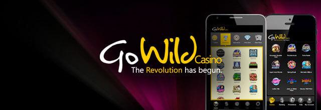 gowild NZ casino banner