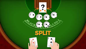 split blackjack