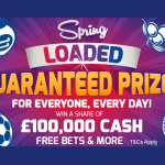 betfred spring promotion