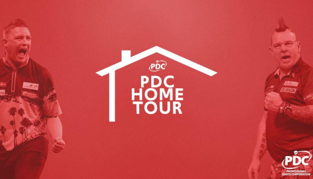 pdc home tour logo 2020