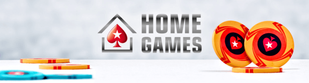home games pokerstars