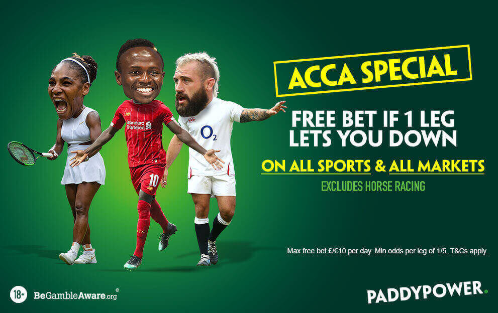 acca special paddy power