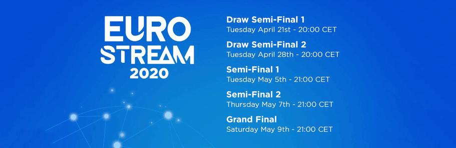 eurostream schedule