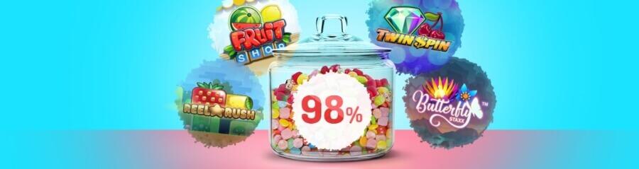 98% rtp at bingo.com banner